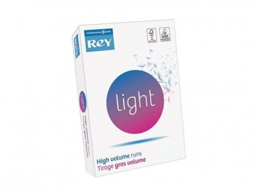 Carta per fotocopie A3 bianca INTERNATIONAL PAPER Rey Light 75 g/m² 161 CIE (risma da 500 fogli)
