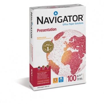 Risme carta per fotocopie Presentation Navigator - A4 - 100 g/mq - 500 (conf.5)