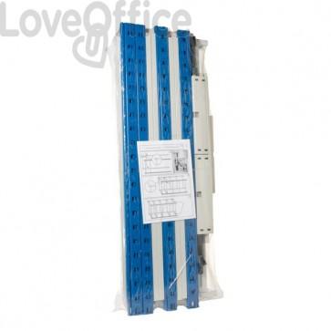 Scaffalatura ad incastro RANG'ECO Paperflow - 2 ripiani - K605132