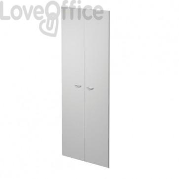 Ante per mobili Linea Operativa Presto grigia Artexport - 80x180 cm - 60075/9 (conf.2)