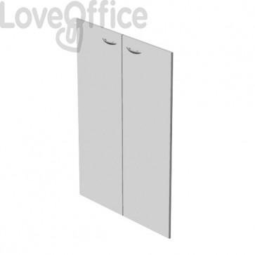 Ante per mobili Linea Operativa Presto grigia Artexport - 80x120 cm - 60069/9 (conf.2)