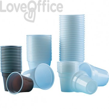 Bicchieri linea Vending DOpla - 80 cc - per Distributori manuali - 02304 (conf.50)