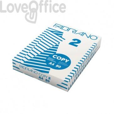 Copy 2 Fabriano - A4 - 80 g/mq (conf. 5 risme)
