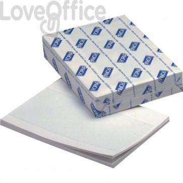 Risma carta uso bollo senza righe A4