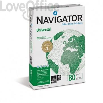 Risma carta bianca formato A3 Navigator
