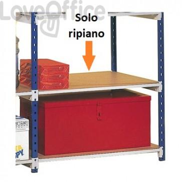 Confezione 5 ripiani per scaffalatura metallica RANG'ECO Paperflow