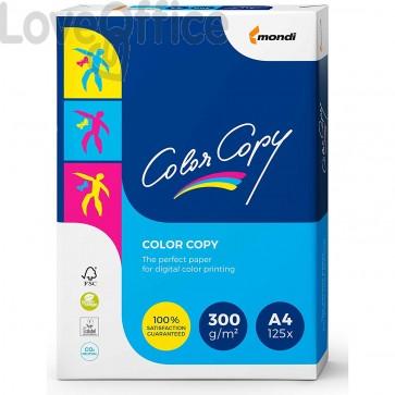 Risma carta A4 300 g/mq Color copy mondi