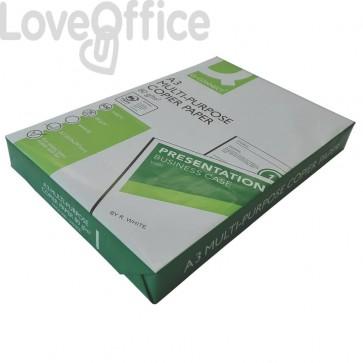 Carta per stampa e copie Q-CONNECT 80 g/m² A3 risma da 500 fogli