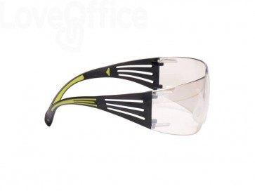 Occhiali di protezione 3M lenti specchiate SF410AS-EU