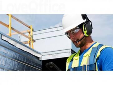 Sistema di Comunicazione Wireless 3M PELTOR™ per Serie X nero WIRELESS X