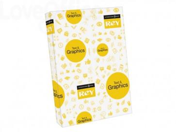 Carta per fotocopie A3 INTERNATIONAL PAPER Rey Text & Graphics 80 g/m² (500 fogli)