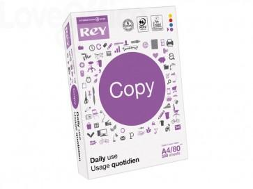 Carta per fotocopie A4 bianco INTERNATIONAL PAPER Rey Copy 153 80 g/m² CIE 500 ff (conf.5)
