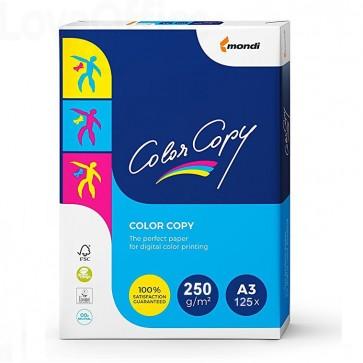 Risma Carta A3 Color Copy Mondi - 250 g/mq (125 fogli)