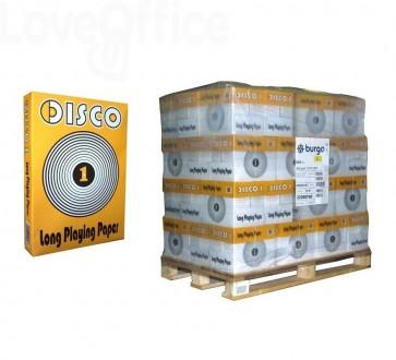 Bancale carta per fotocopie A4 80g Disco1 (Pallet 240 risme)