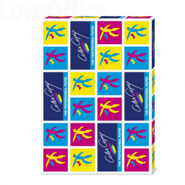 Risma carta SRA3 Color Copy Mondi da 120 g/mq