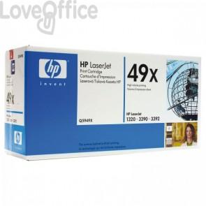 Originale HP Q5949X Toner alta capacità smart 49X nero
