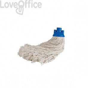Mop assorbente per pavimenti La Piacentina - cotone - 33 cm - 280 gr - 0024F