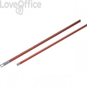 Manico in metallo Vital compatibili - metallico - 130 cm - 0032