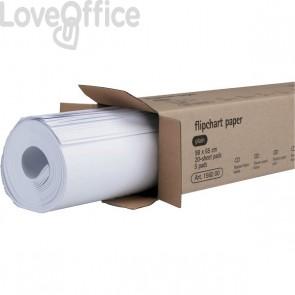 Blocchi per lavagna Legamaster - quadretti - 98x65 cm - 1565 00 (conf.5)