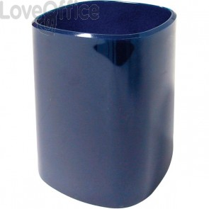 Bicchiere portapenne Arda - blu - 4111A