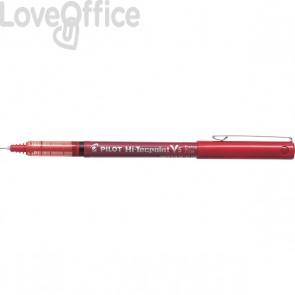 Roller V5 Pilot - rosso - ad ago 0,5 mm - 011692