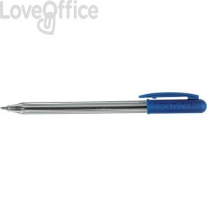 Penne a sfera Tratto 1 - blu - 1 mm (conf.50)