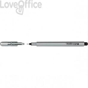 Tratto Clip - nero - 0,3 mm - 8026 03 (conf.12)