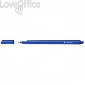 Penne Tratto Pen - blu - 0,5 mm (conf.12)