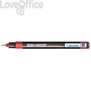 Penna a china Professional Koh-i-noor - 0,1 mm - DH1101