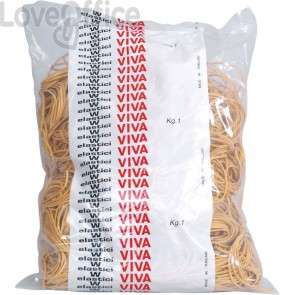Elastici Viva - 100 mm - E100 (conf.1000)