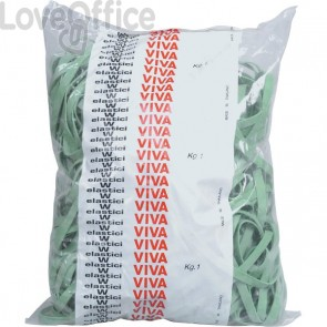 Fettucce Viva - ø 100 mm x 8 mm - F8x100 (conf.1000 g)