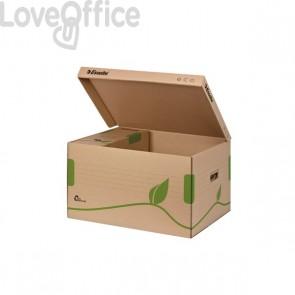 Scatole archivio Box Eco Esselte 34,5x24,2x43,9 cm (conf.10)