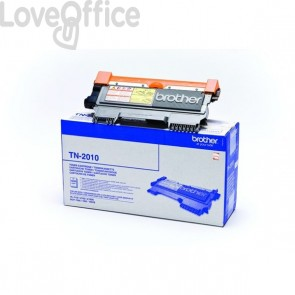 Toner Brother Originale TN-2010 nero