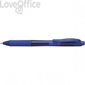 Roller Energel X Pentel - 1 mm - blu - BL110-CX