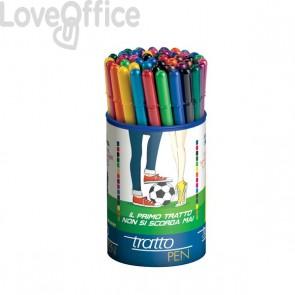 Tratto Pen  - assortiti - 807100 (conf.50)