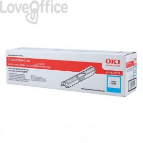 Originale Oki 44250719 Toner C110/C130/MC160 ciano