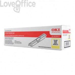 Originale Oki 44250717 Toner C110/C130/MC160 giallo