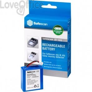 Batteria per rilevatore banconote false SafeScan - nero - 112-0410