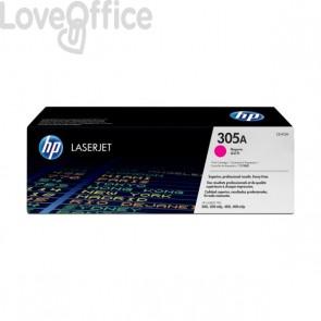 Originale HP CE413A Toner 305A magenta