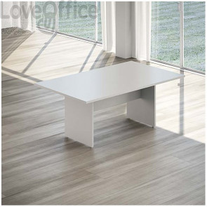 tavolo riunioni grigio