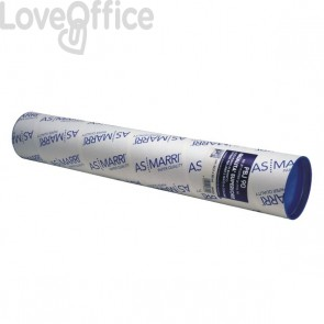 "Rotolo Carta Plotter ""Top Quality"" - AS Marri - Carta Opaca - 91,4 cm - 50 m - 90 g/mq"