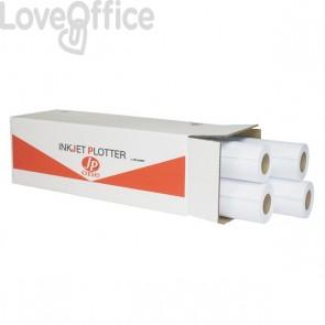 Rotolo Carta Plotter JP ONE - AS Marri - Carta Opaca - 61 cm - 50 m - 90 g/mq (conf.4)