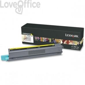 Originale Lexmark C925H2YG Toner alta resa C925 giallo