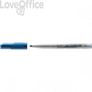 Bic Velleda 1741 - Pennarelli per lavagna blu - tonda - 1,4 mm (conf.12)