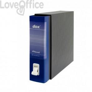 Registratori Dox 1 - dorso 8 - Commerciale - blu