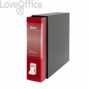 Registratori Dox 1 - dorso 8 - Commerciale - rosso