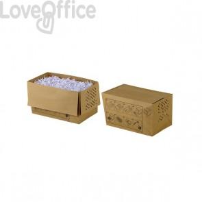 Sacchi in carta riciclata Rexel - 34 l (conf.20)