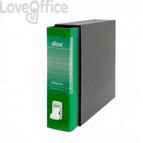 Registratori Dox 2 - dorso 8 - Protocollo - verde - D26214