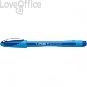 Penna a sfera Memo Schneider - blu - P150203