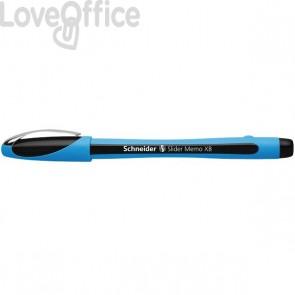 Penna a sfera Memo Schneider - nero - P150201